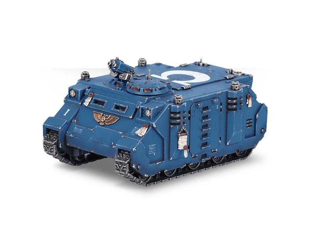 Warhammer 40000 – Space Marines – Razorback 4
