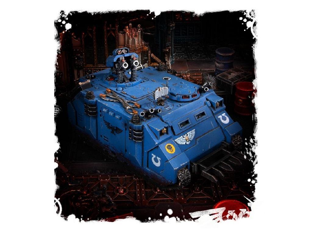 Warhammer 40000 – Space Marines – Razorback 6