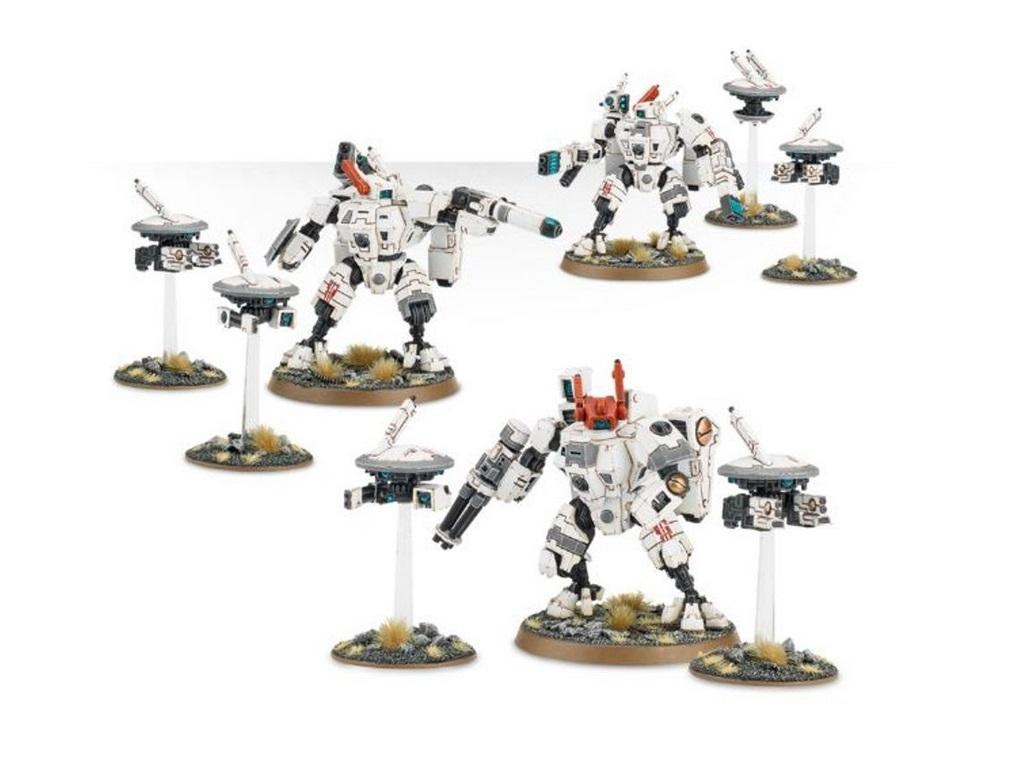 Warhammer 40,000 – Tau Empire 3