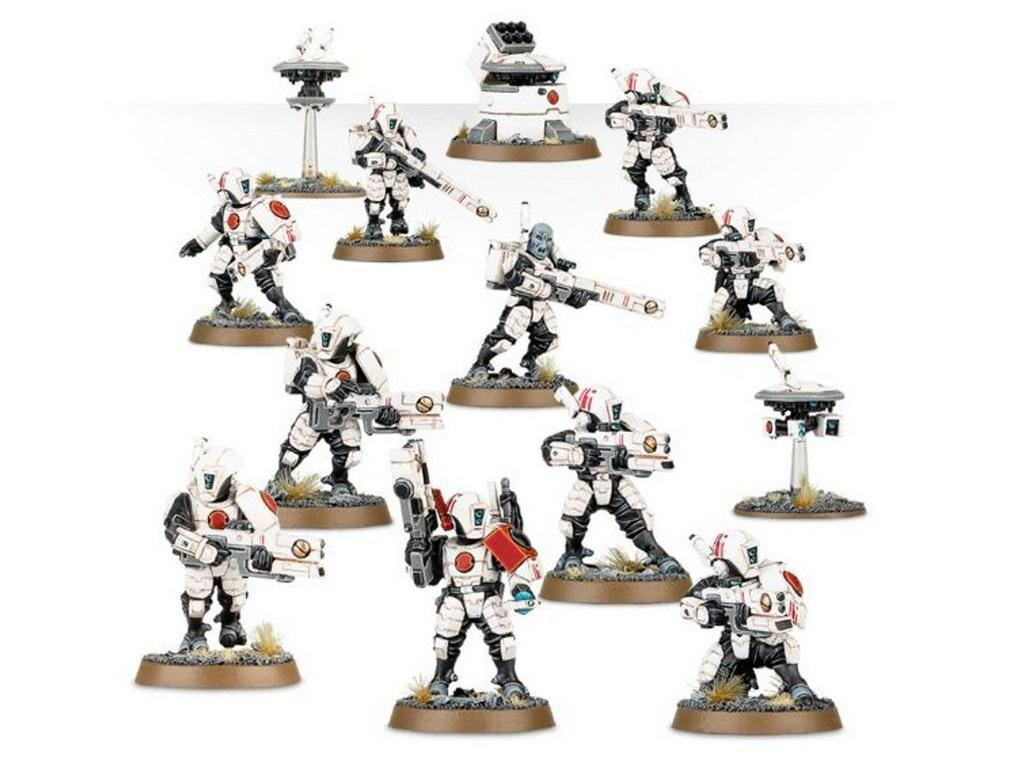 Warhammer 40,000 – Tau Empire 4