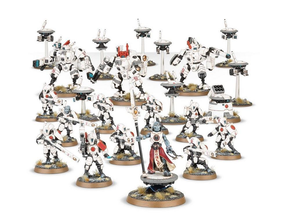 Warhammer 40,000 – Tau Empire 5