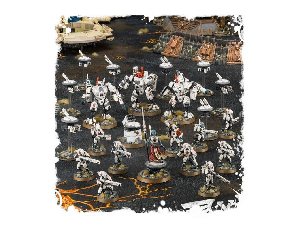 Warhammer 40,000 – Tau Empire 6