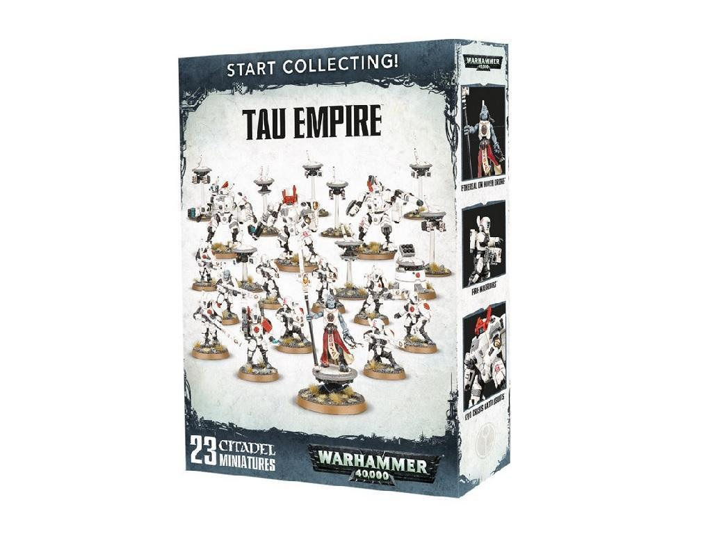 Warhammer 40,000 - Tau Empire