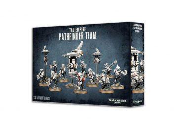 Warhammer 40000 - Tau Pathfinder Team