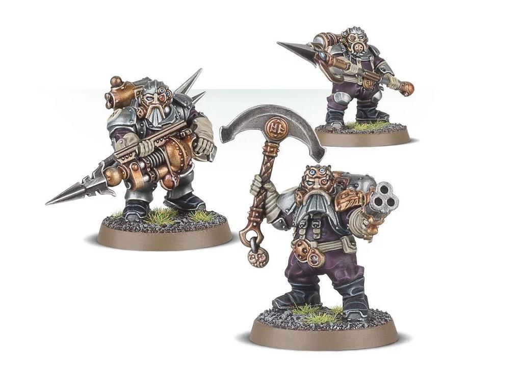 Warhammer – Age of Sigmar – Arkanaut Company 3