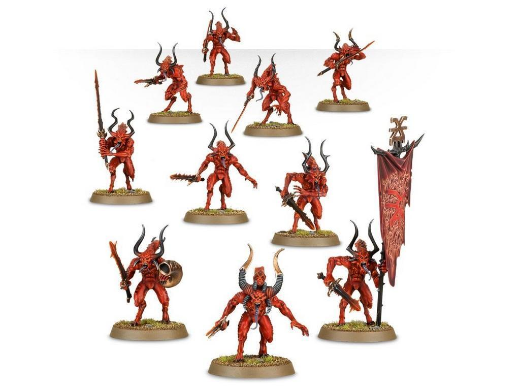 Warhammer – Age of Sigmar – Bloodletters 2