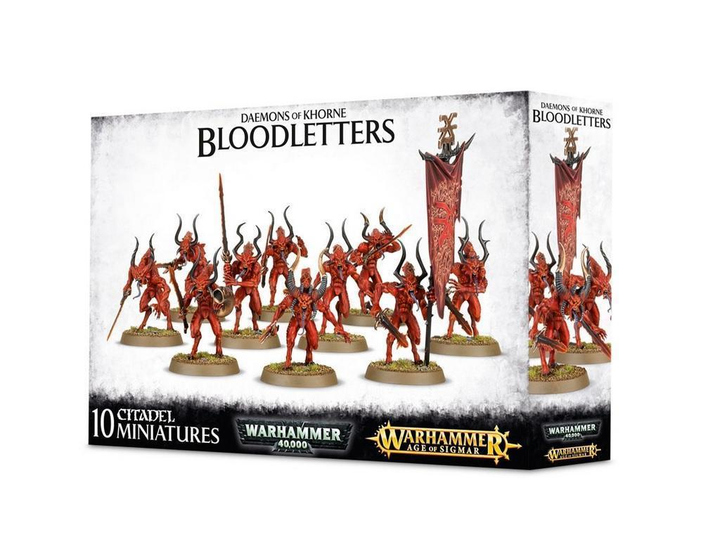 Warhammer - Age of Sigmar - Bloodletters