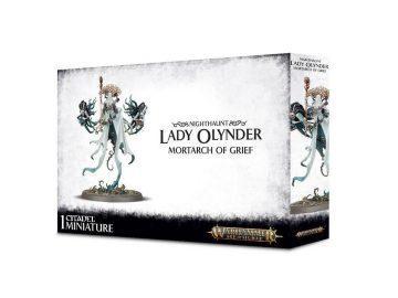 Warhammer - Age of Sigmar - Lady Olynder