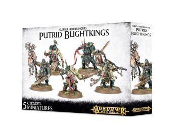 Warhammer - Age of Sigmar - Putrid Blightkings