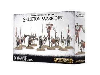 Warhammer - Age of Sigmar - Skeleton Warriors