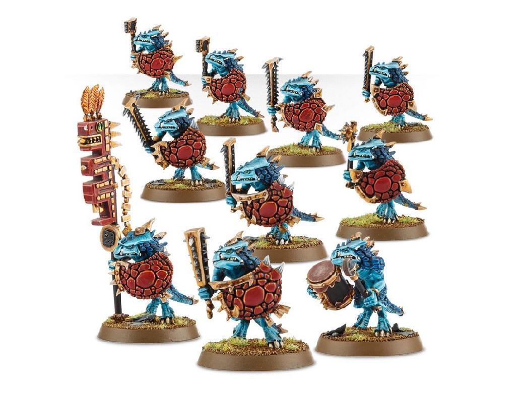 Warhammer Seraphon 3