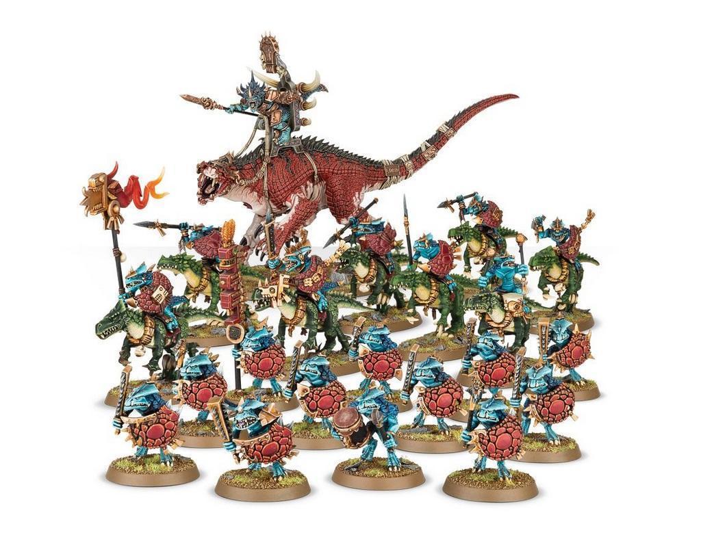 Warhammer Seraphon 4