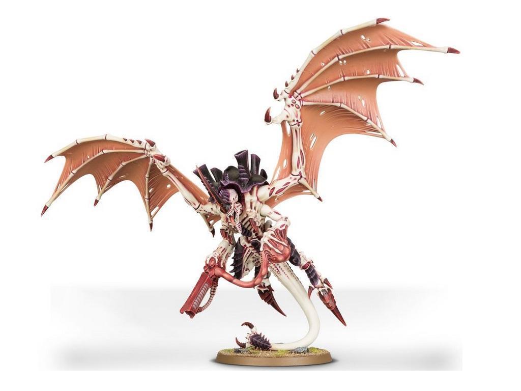 Warhammer -Tyranid Hive Tyrant – The Swarmlord 2