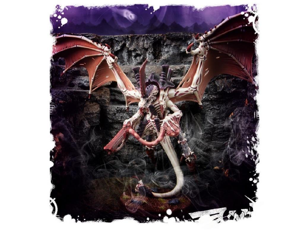Warhammer -Tyranid Hive Tyrant – The Swarmlord 3