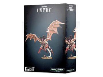 Warhammer -Tyranid Hive Tyrant - The Swarmlord