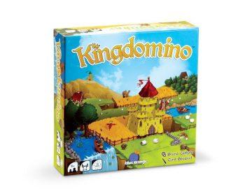 Kingdomino družabna igra
