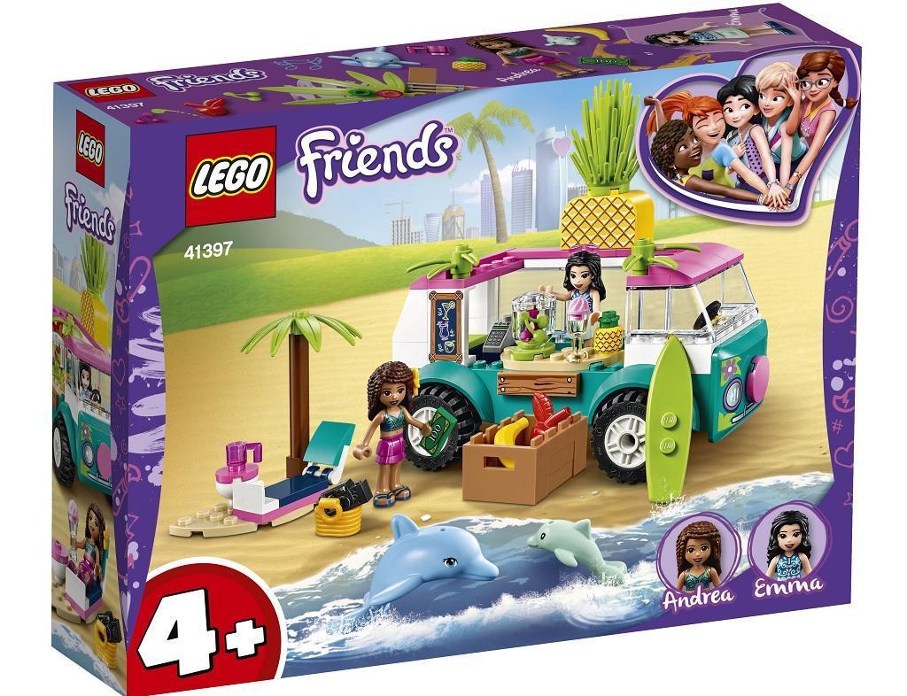 LEGO Friends 41397 Kombi za pripravo sokov