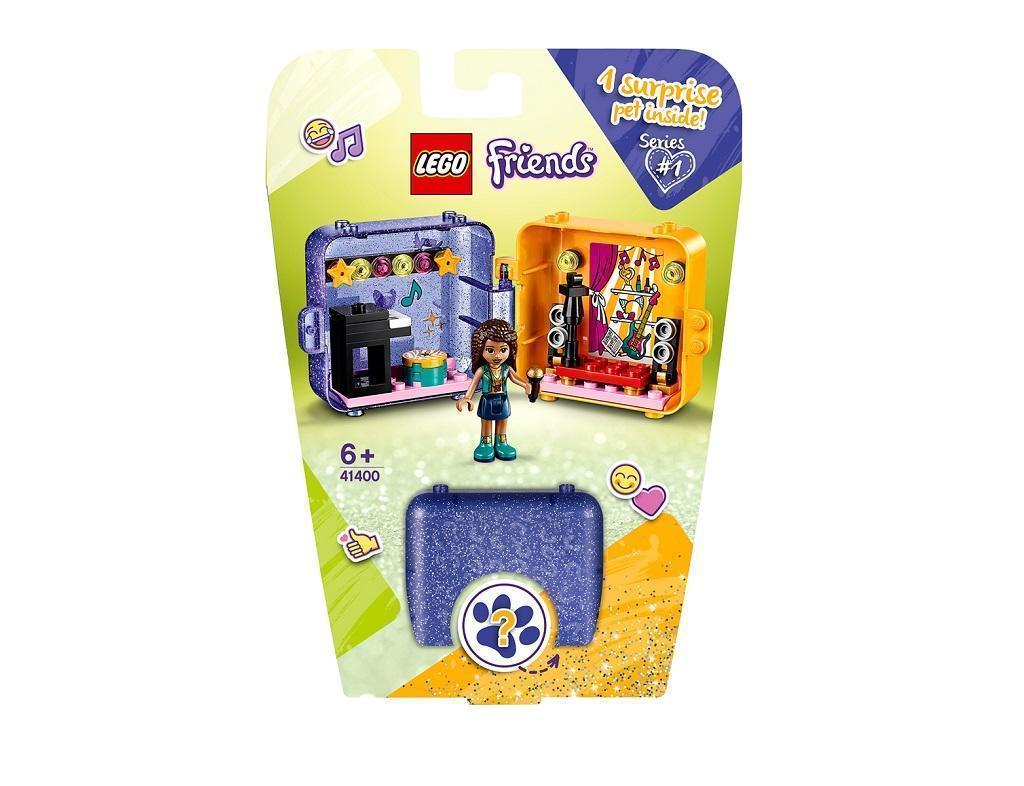 LEGO Friends 41400 Andrejina igralna škatla