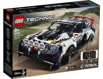 LEGO Technic 42109 Avtomobil za reli Top Gear