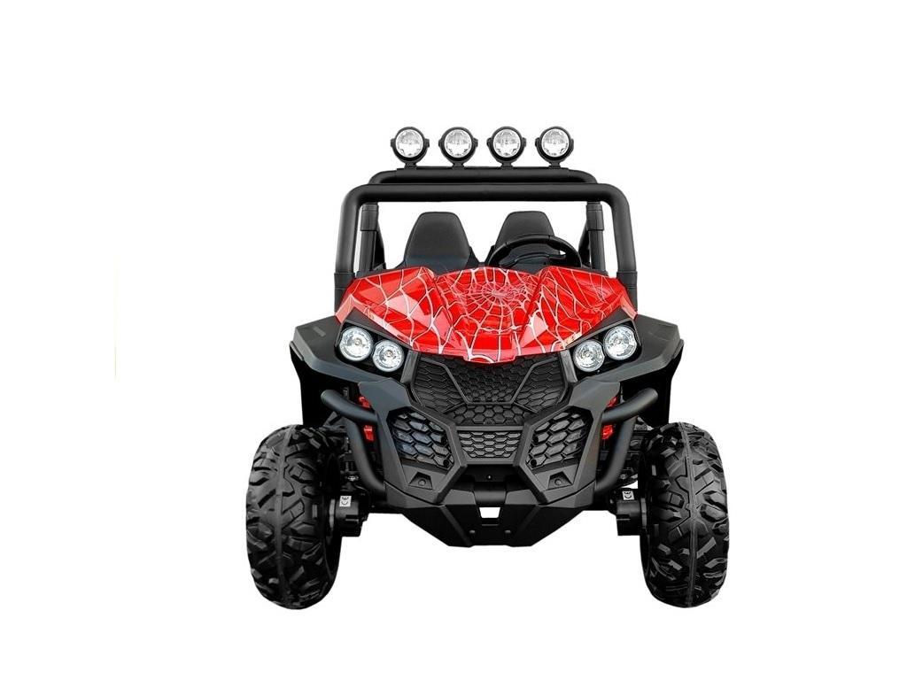 Avto na akumulator Buggy spider