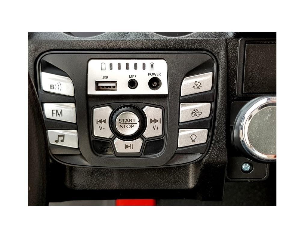 Avto na akumulator Buggy