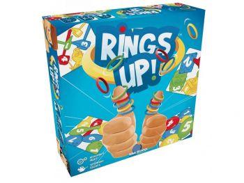 Družabna igra Rings Up