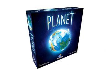 Družabna igra Planet