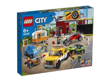 LEGO Avtomehanična delavnica 60258