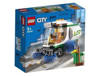 LEGO Cestni pometač 60249