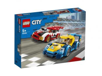 LEGO City Dirkalniki 60256