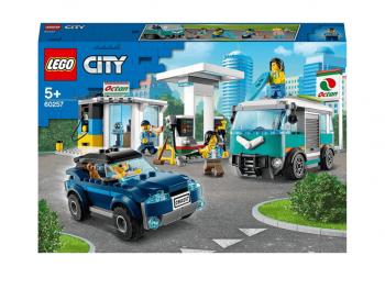 LEGO City Počivališče ob avtocesti 60257