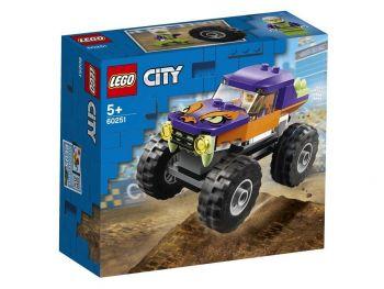 LEGO City Pošastni tovornjak 60251