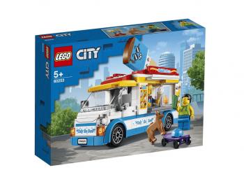 LEGO City Sladoledarski tovornjak 60253