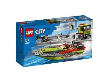 LEGO City Transporter za dirkalni čoln 60254
