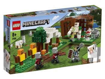 LEGO Minecraft Plenilska postojanka 21159