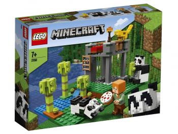 LEGO Minecraft Vrtec za pande 21158