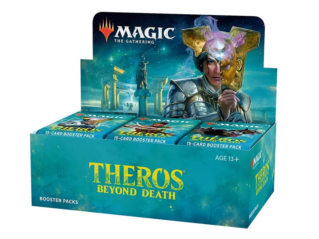Magic The Gathering – Theros Beyond Death – Booster 4
