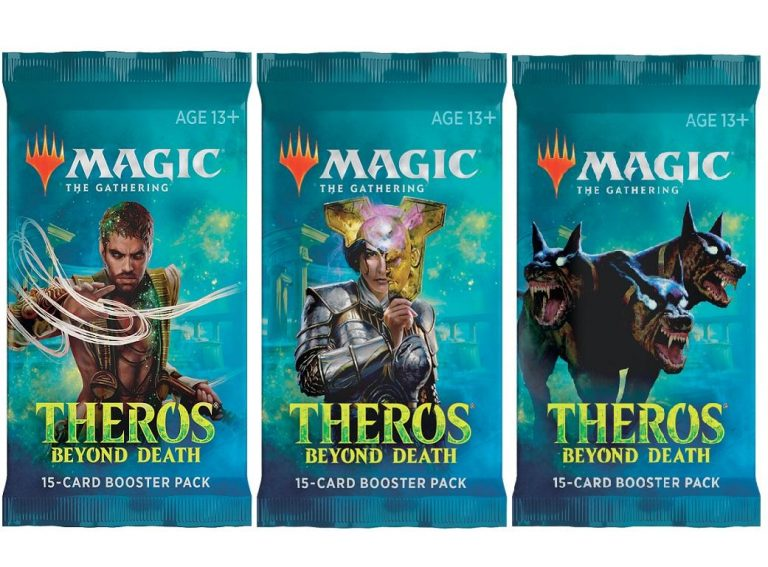 Magic The Gathering - Theros Beyond Death - Booster