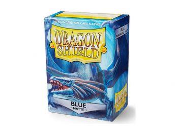 Ovitki za karte - Dragon Shield - mat modri