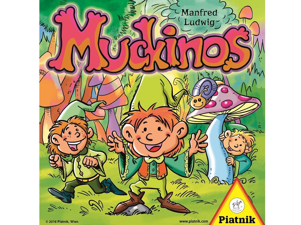 Piatnik družabna igra Muckinos