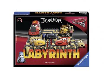 Ravensburger Labirint Cars Junior 3