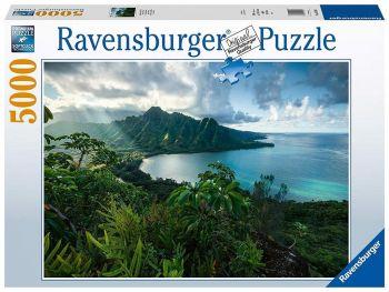 Sestavljanka Hawaii Ravensburger 5000 delna