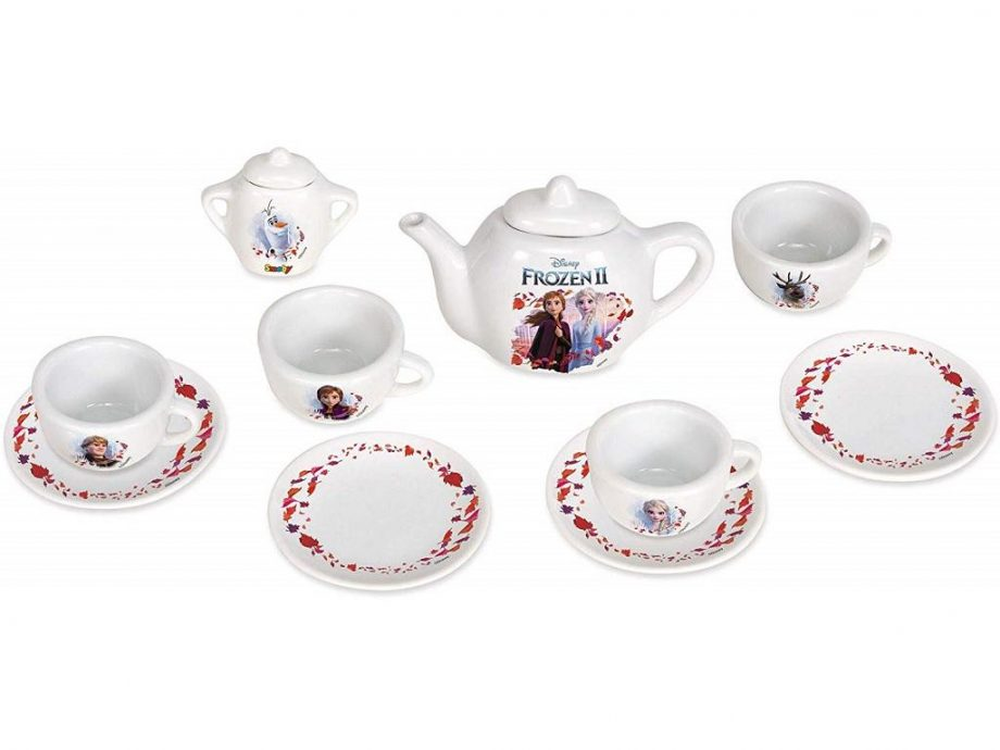 Igrača Porcelanast set Frozen 2