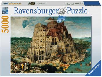 Sestavljanka Babilonski stolp Ravensburger