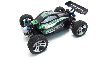 BX18 Buggy Green 1:18 4WD 2.4GHz