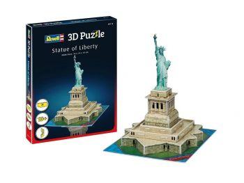 3D sestavljanka Statue of Liberty Revell 00114