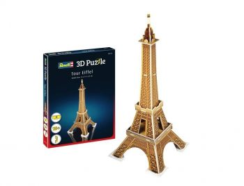 3D sestavljanka Tour Eiffel Revell 00111