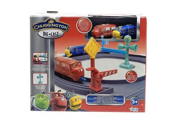 Chuggington - začetni set