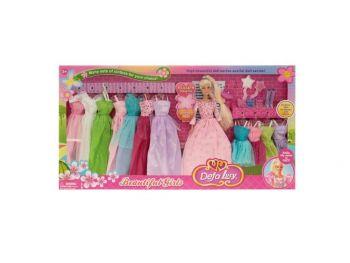 Defa Lucy punčka z oblekami