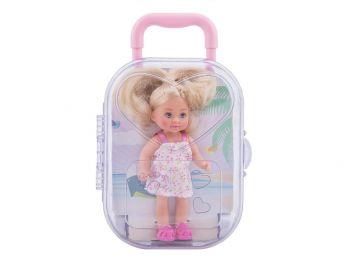 Evi Love punčka v kovčku